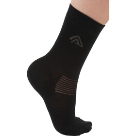 Aclima Liner Calcetines, jet black